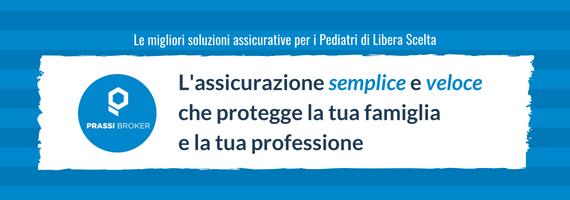 L'assicurazione RCP per i Pediatri di Libera Scelta