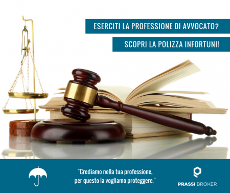 Assicurazione Infortuni Avvocati